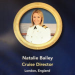 DCL Cruise Director Natalie Bailey