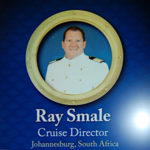 DCL Cruise Director Ray Smale