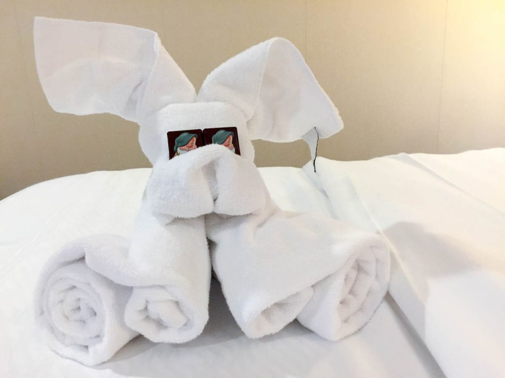 DCL Towel Animal Dog