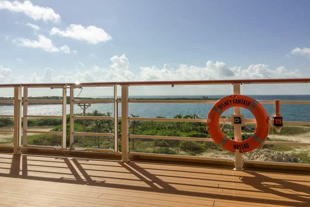 Deck 4 At Castaway Cay
