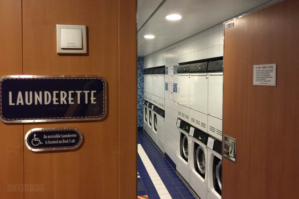 Deck 9 Launderette