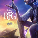 Disney's The BFG Big Friendly Giant Movie Poster