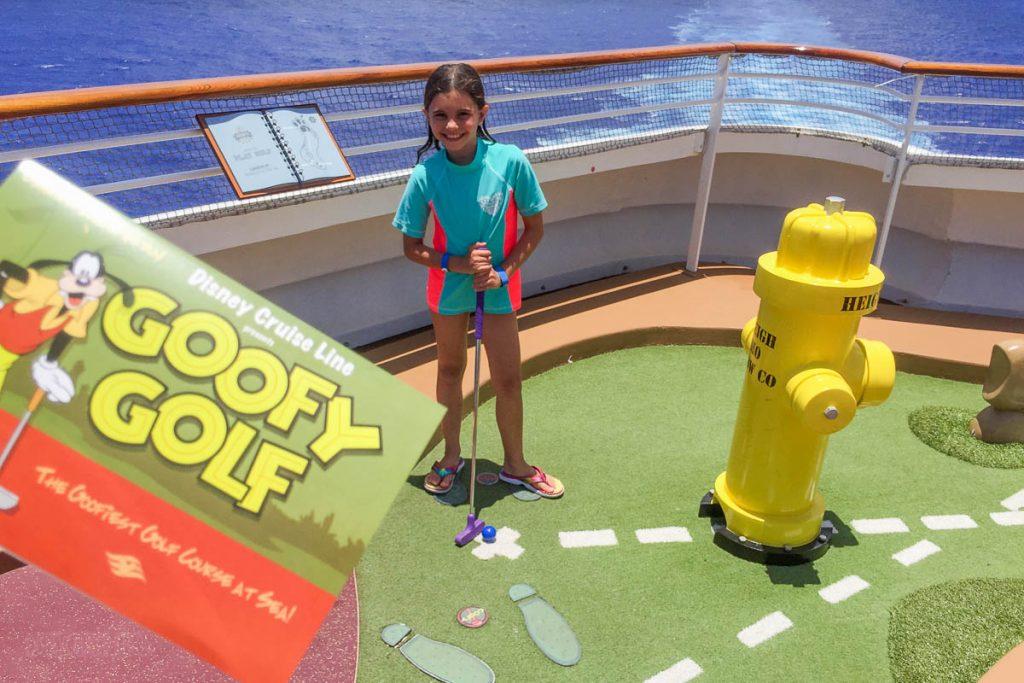 Goofy Golf