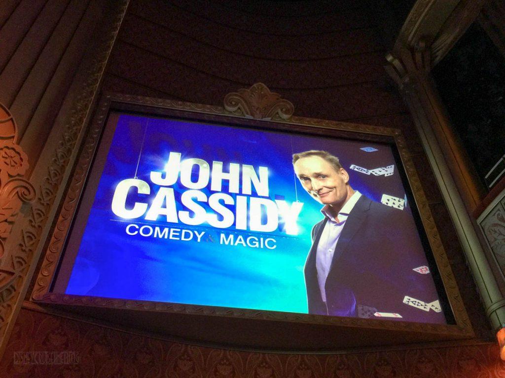 John Cassidy Walt Disney Theatre