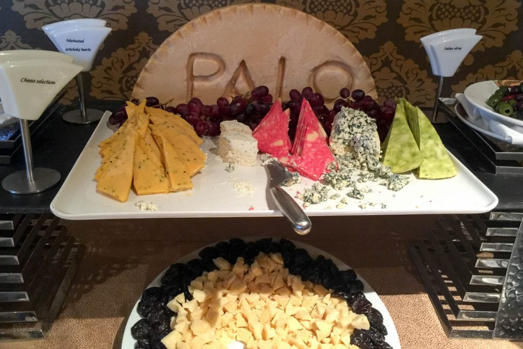 Palo Brunch Buffet Cheese