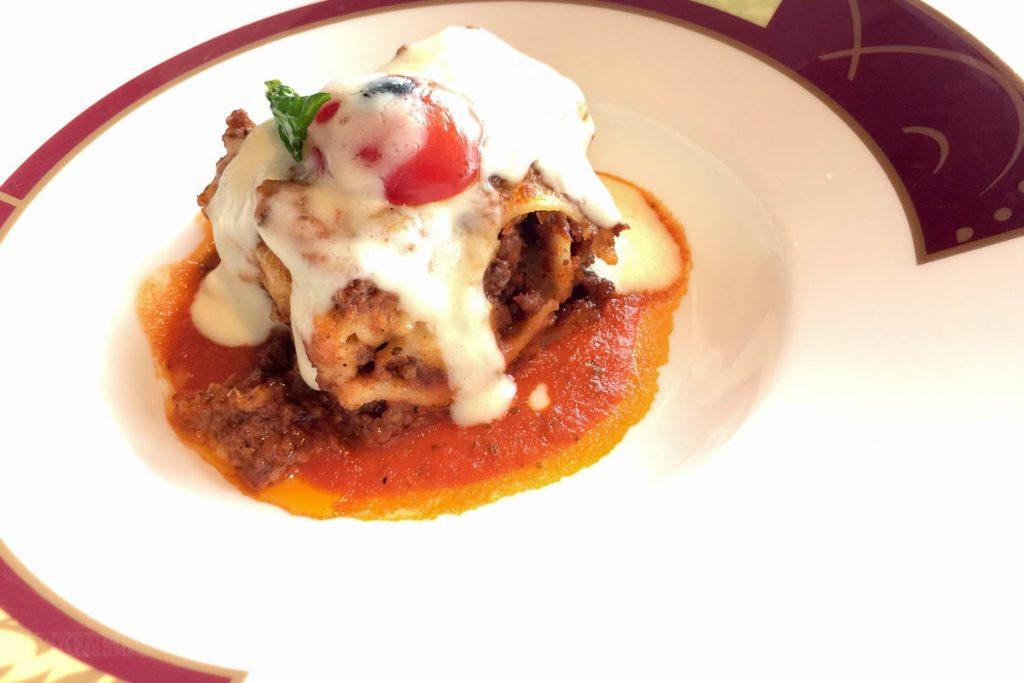 Palo Brunch Lasagna