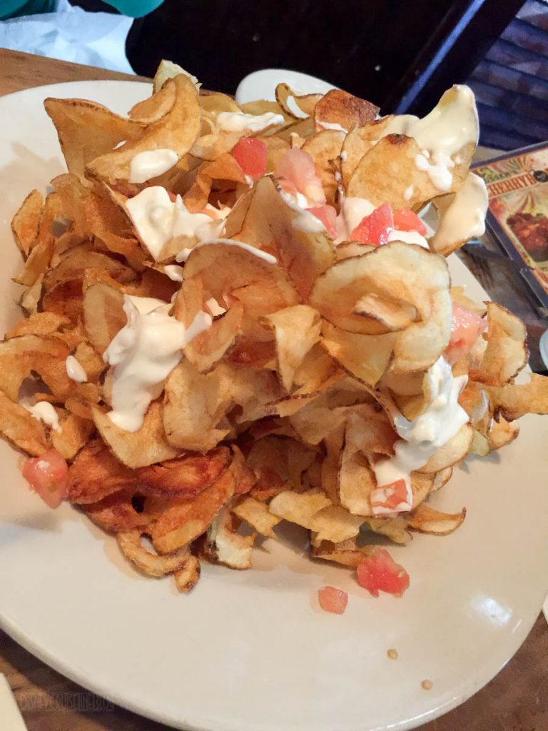 Pusser's Chips