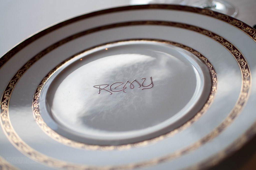 Remy Plate