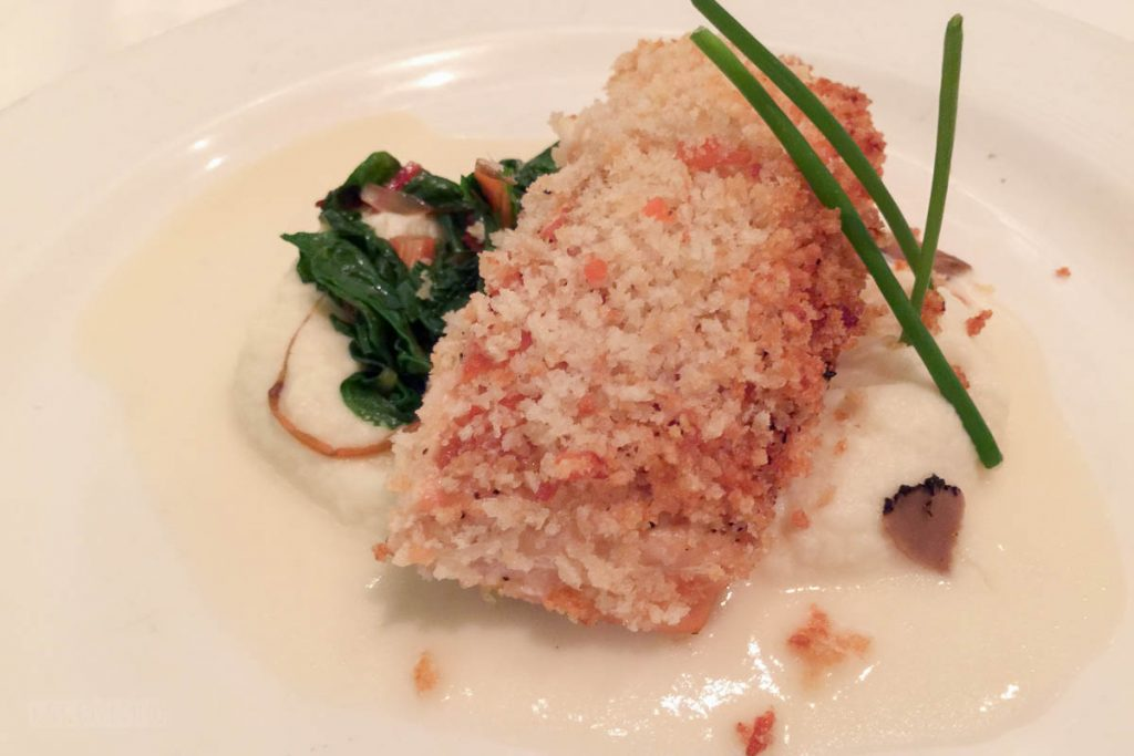 Royal Court Oven Baked Salmon Royale