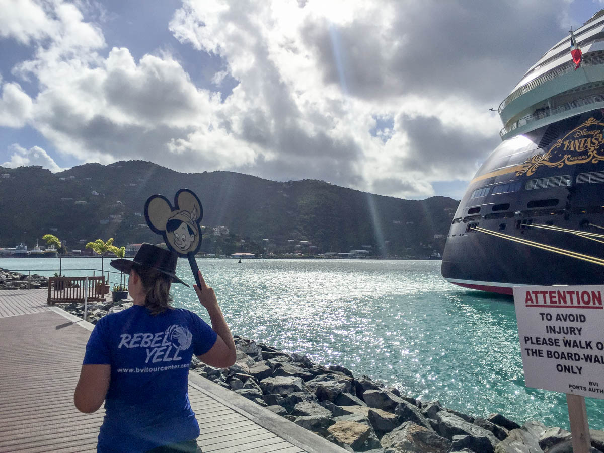 Port Adventure Review: Tortola Treasure Island Swim & Snorkel ...