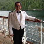 DCL Cruise Director Trent Hitchcock