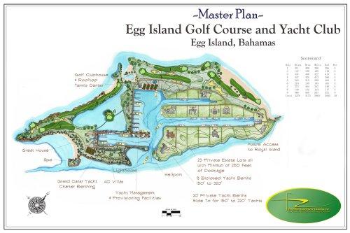 Egg Island Golf Course Yacht Club Sm