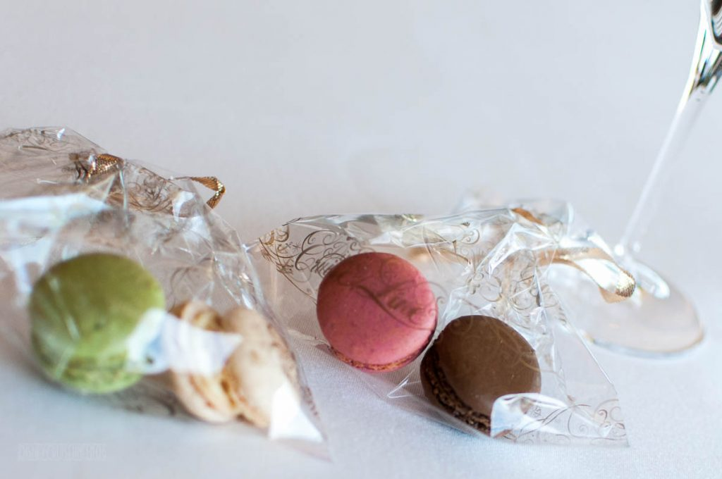 Remy Pompidou Dessert Experence Macarons