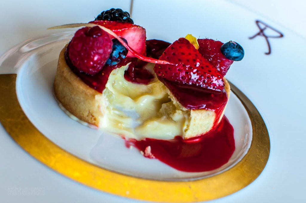 Remy Pompidou Dessert Experence Tarte Citron Fruit Rouge (Insi