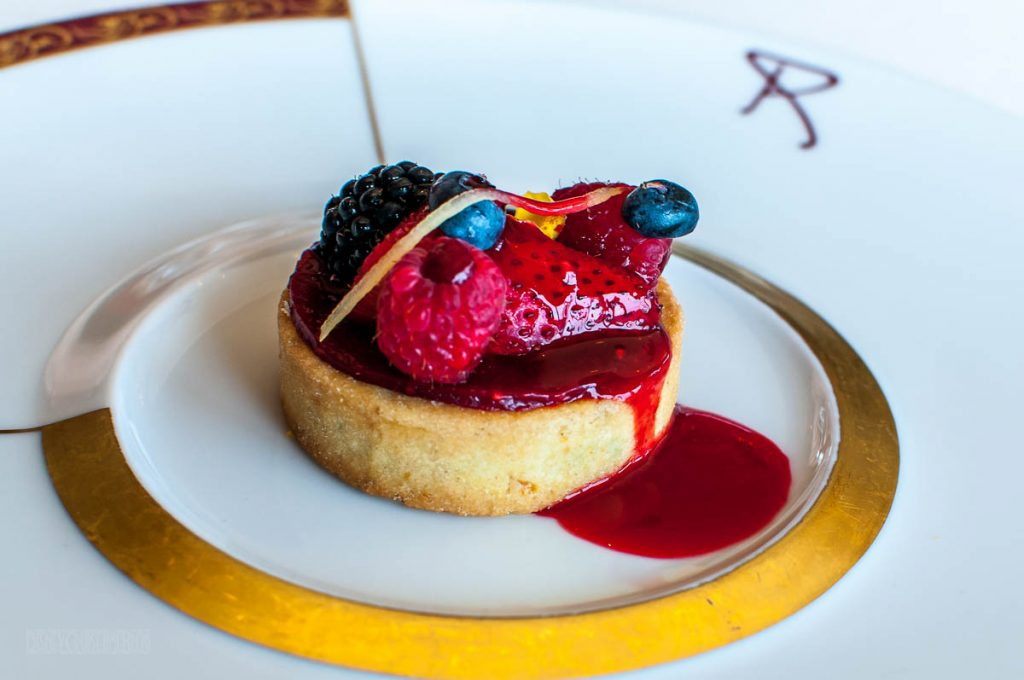 Remy Pompidou Dessert Experence Tarte Citron Fruit Rouge