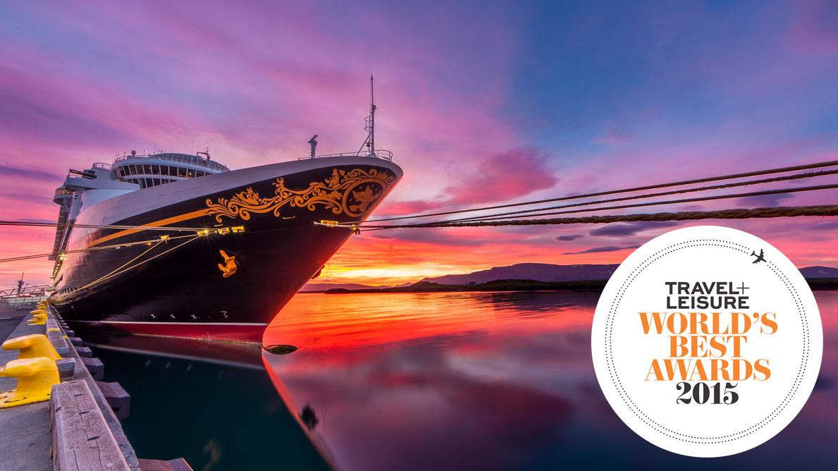 Travel Leisure Worlds Best Cruise 2015