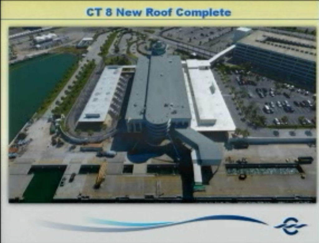 CT8 New Roof August 2016
