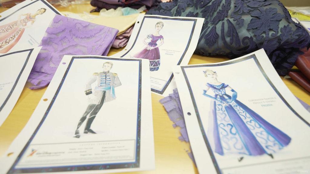 DW Frozen Costume Concept