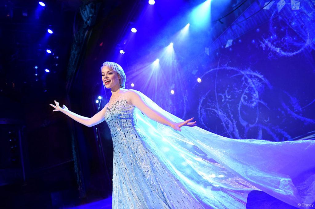 DW Frozen Elsa WDW Theatre