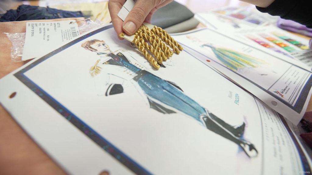 DW Frozen Hans Costume Concept