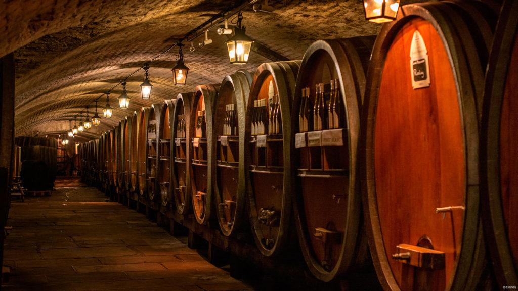 ABD Rhine River Food Wine Cruise Wine Cellar