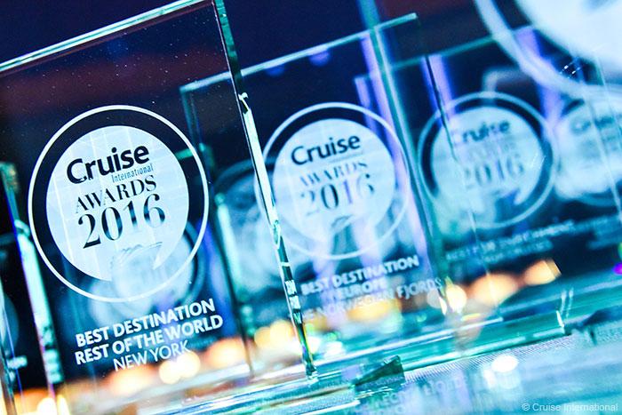 Cruise International Awards 2016 Destinations