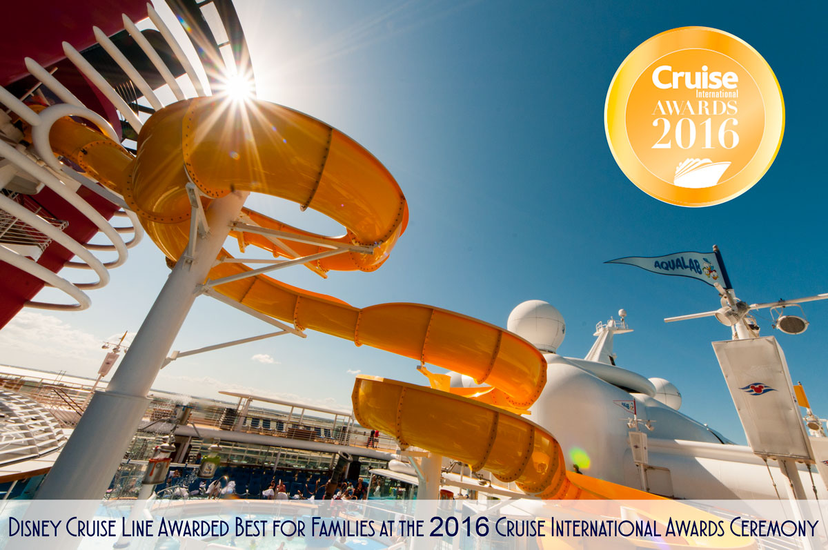 Cruise International Awards 2016