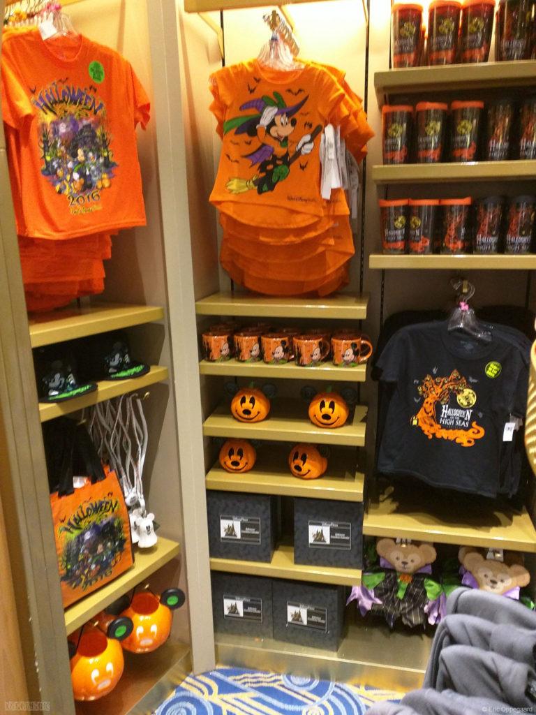 DCL Halloween Merchandise 2016