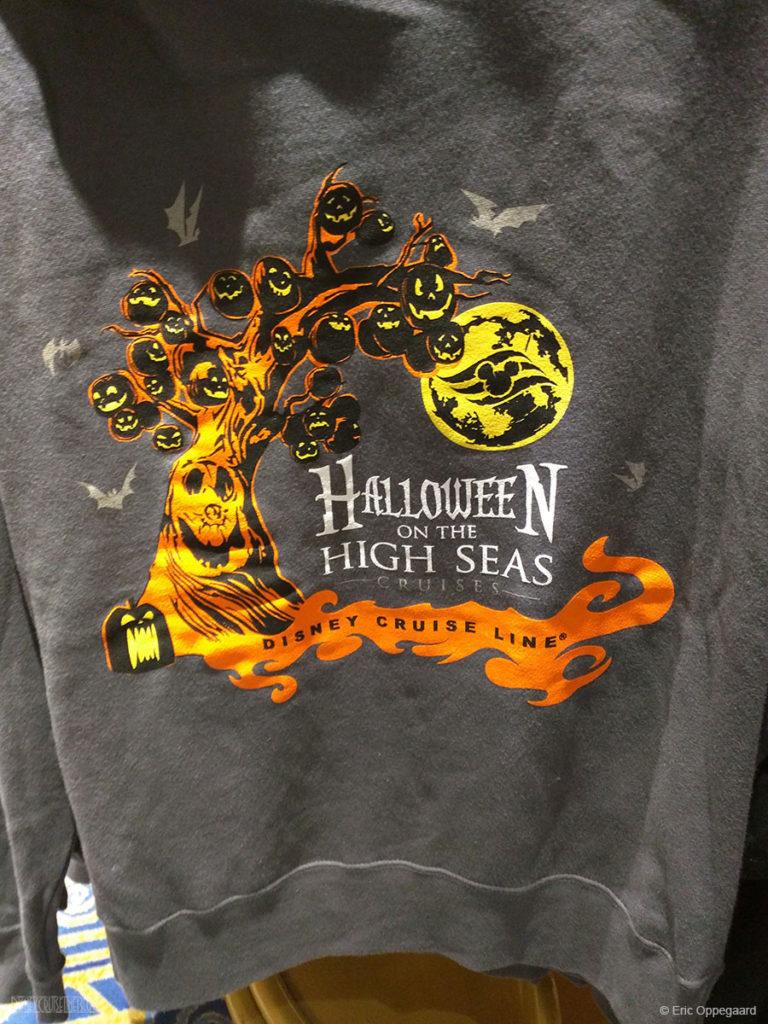 DCL Halloween Merchandise 2016 Sweatshirt