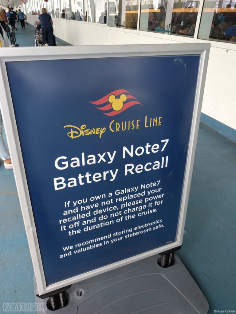 Galaxy Note 7 Terminal Sign Alan Cohen