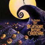 Nightmare Before Christmas Movie Poster