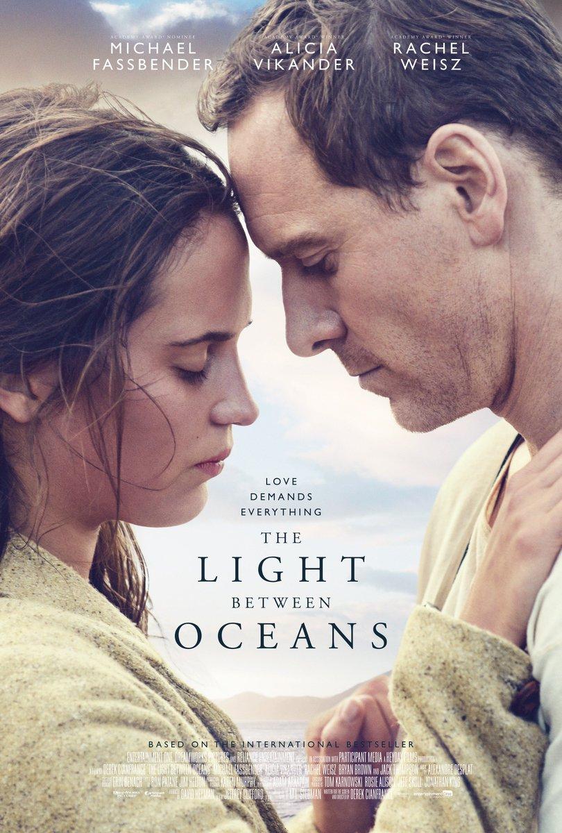 The Light Between Oceans Movie Poster