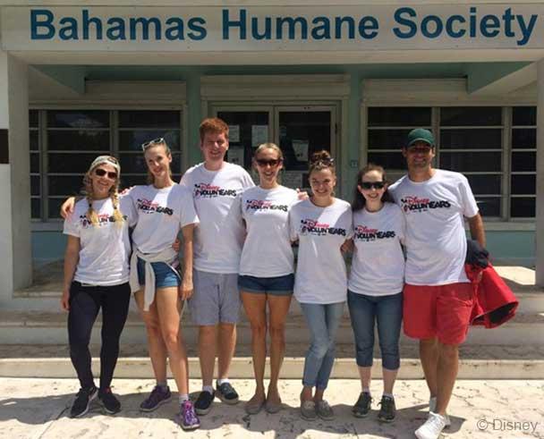 Voluntears Bahamas Humane Society