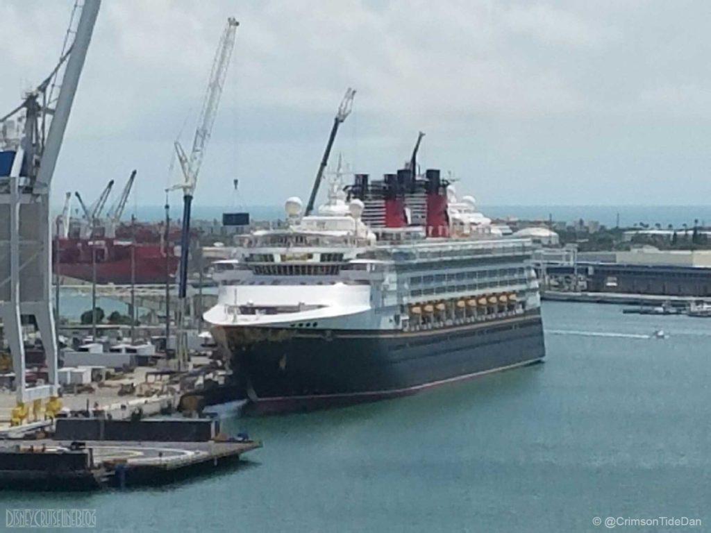Wonder Dry Dock Prep Pc Spacex Barge