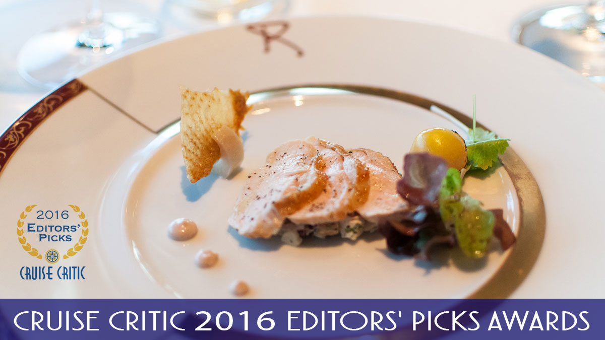 Cruise Critic 2016 Editors Awards