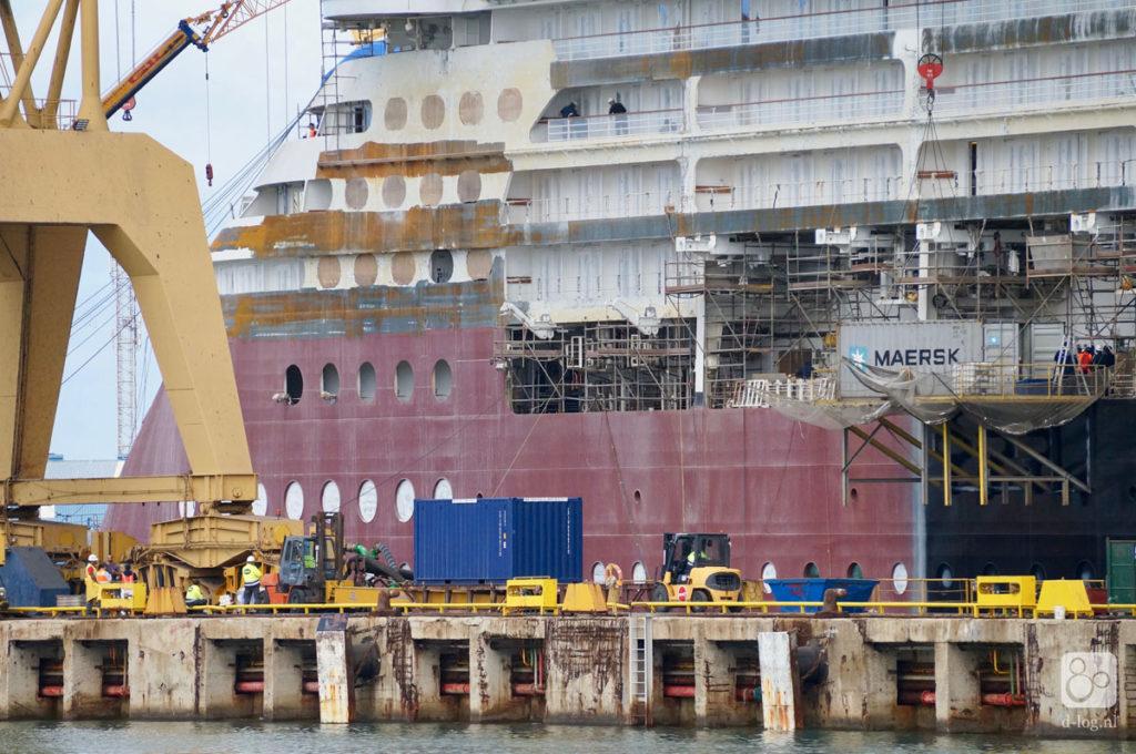 Wonder Dry Dock 2016 Hull Pre