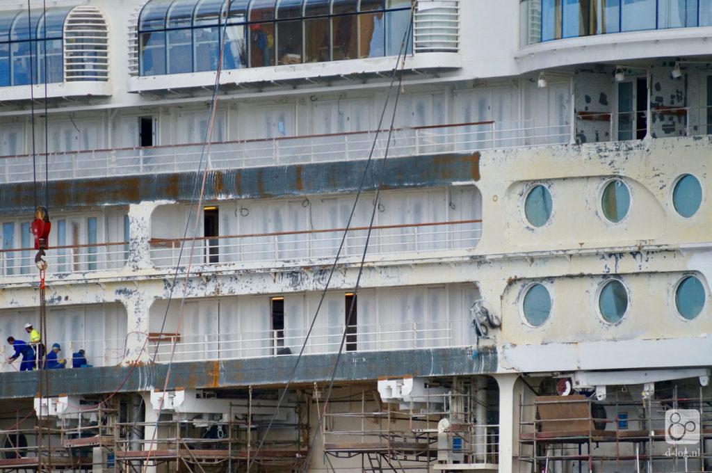 Wonder Dry Dock 2016 Verandah Refurbisment