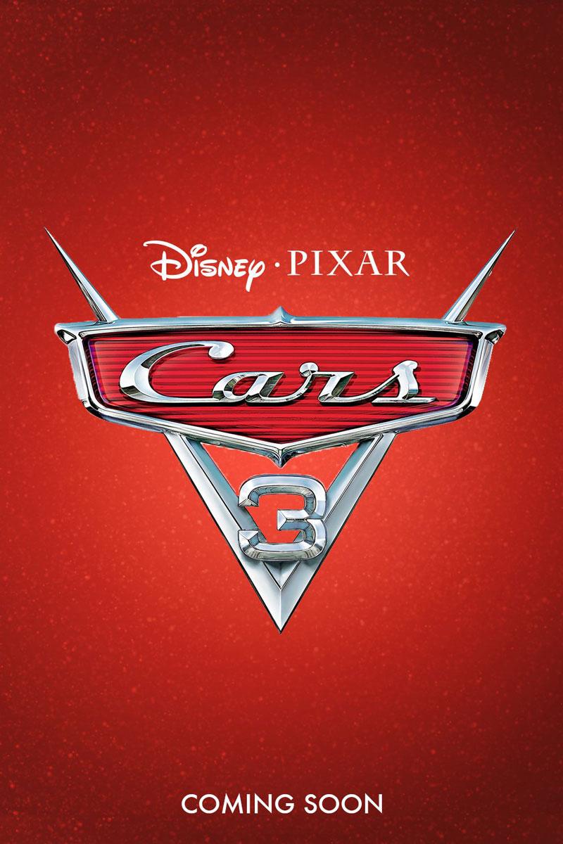 Cars 3 Teaser Movie Poster