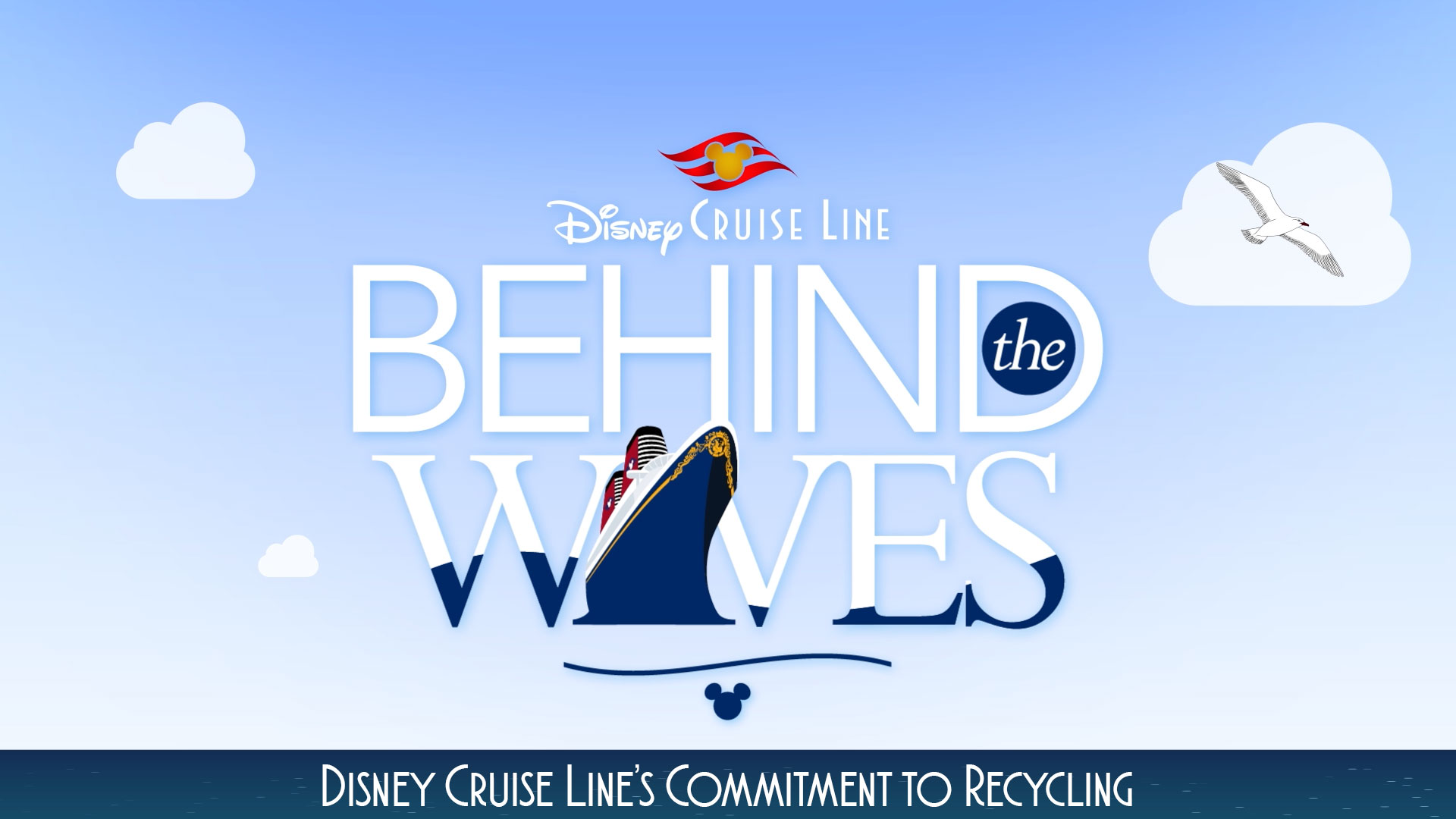 Dcl Behind The Waves Recycling