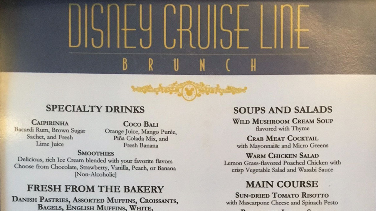 Df Royal Court Brunch Menu