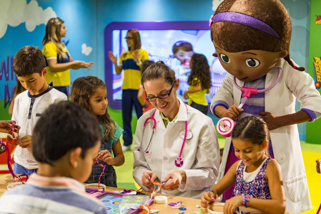 Club Disney Junior ñ Doc McStuffins
