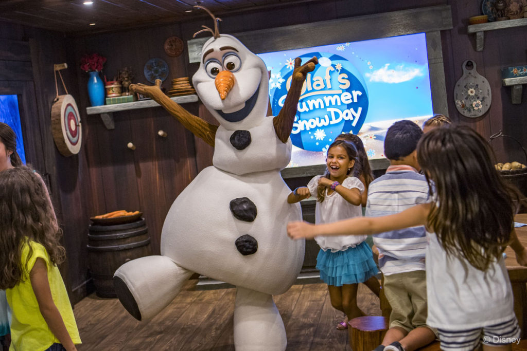Frozen Adventures Olaf