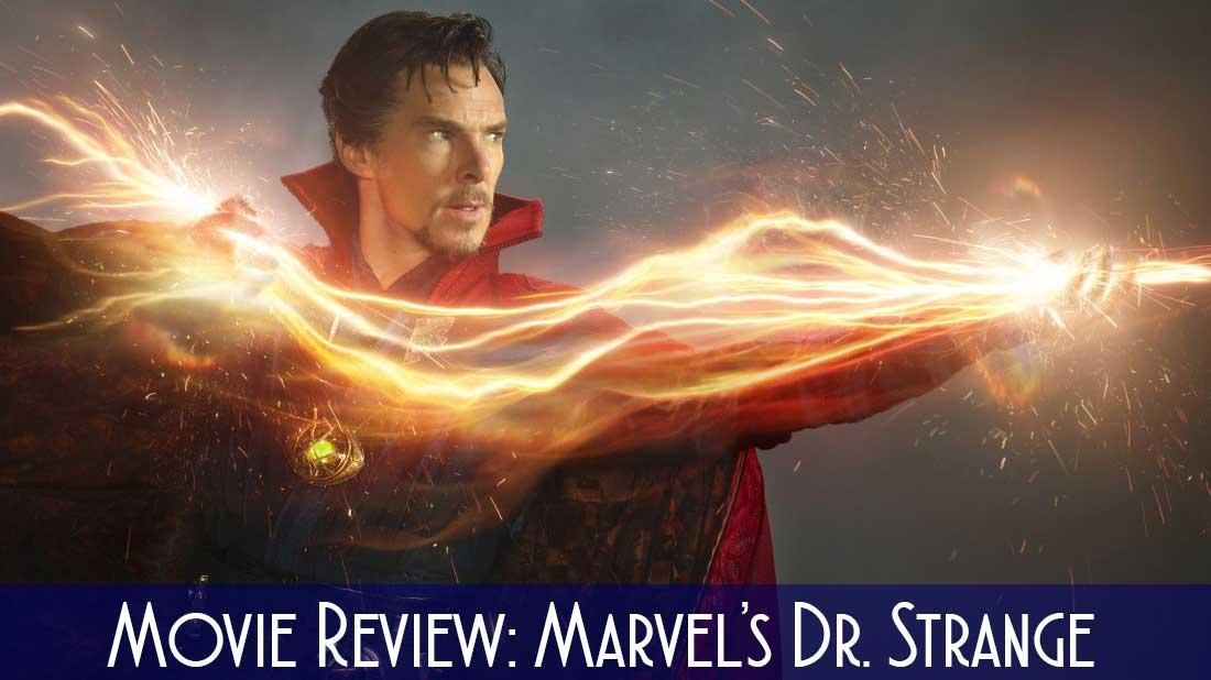 Dr Strange Movie Review