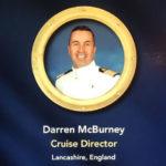 Dcl Cruise Director Darren Mcburney Fantasy