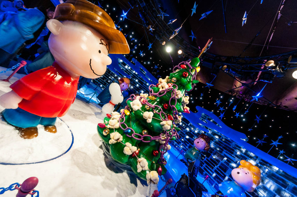Gaylord Palms ICE Peanuts 2016 Finale