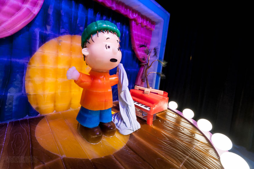 Gaylord Palms ICE Peanuts 2016 Linus True Meaning Of Christmas