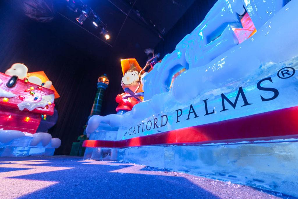 Gaylord Palms ICE Peanuts 2016