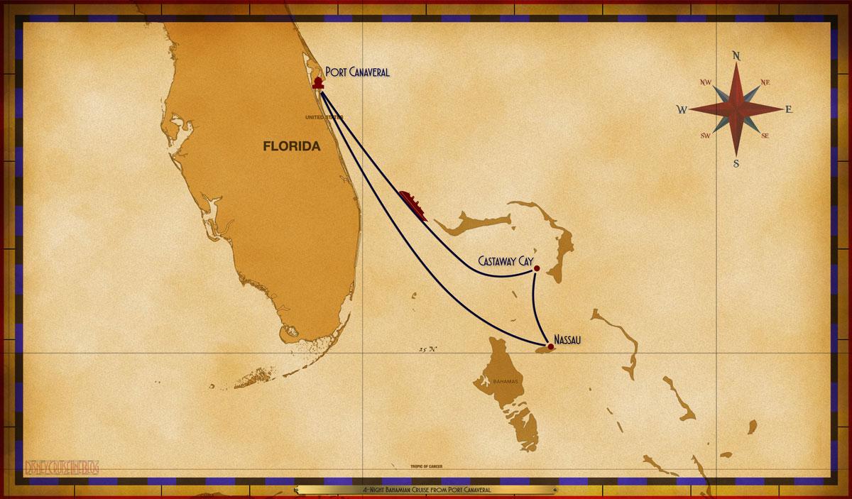 Map Dream 4 Night Bahamian PC Sea CC Nas