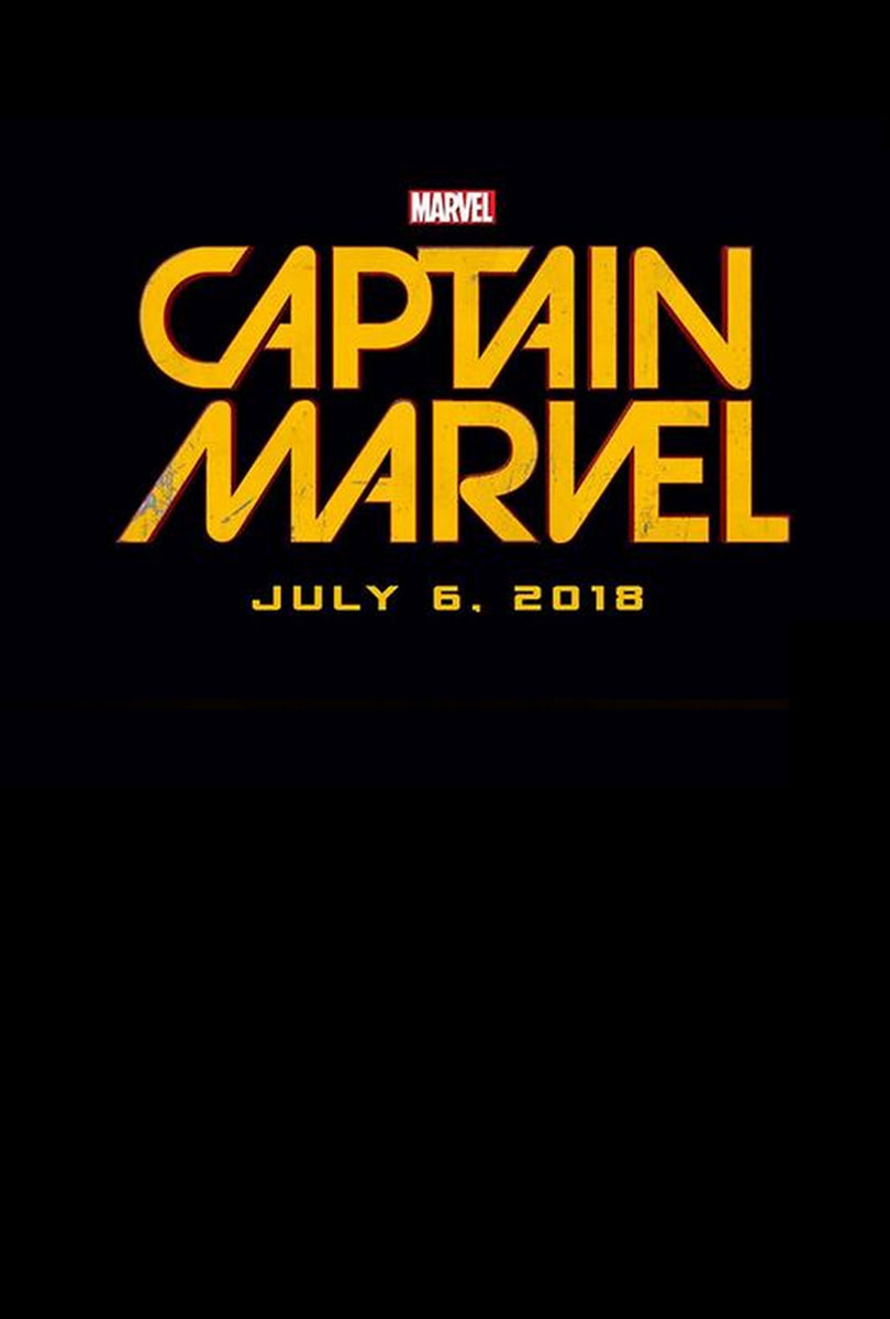 Captain Marvel Movie Poster Teaser