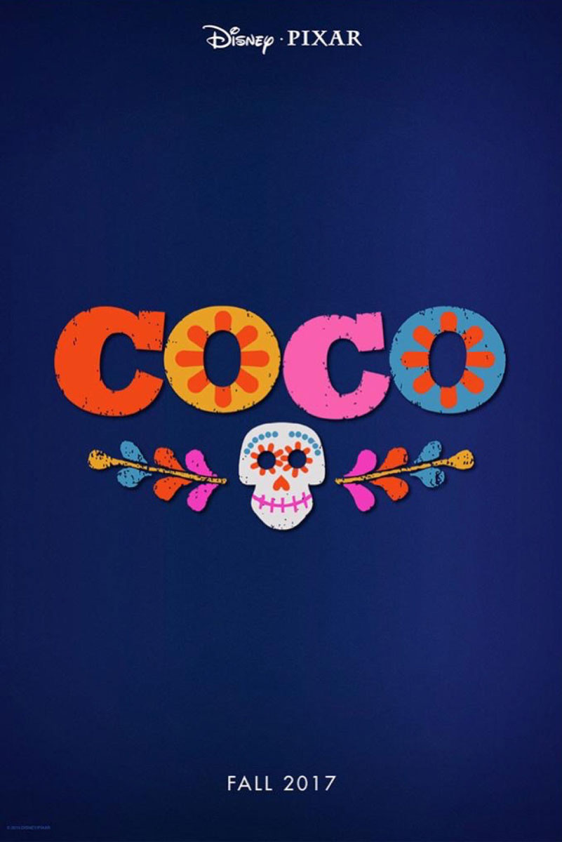 Coco Movie Poster Teaser
